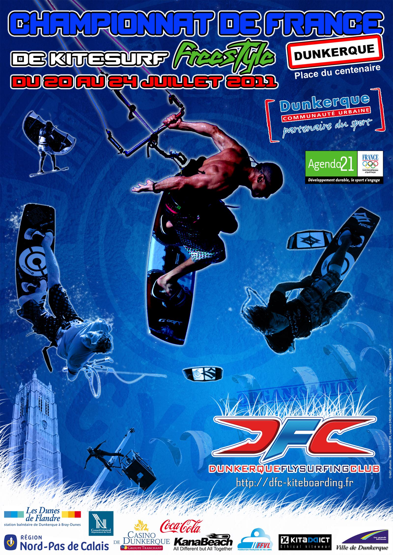 Championnat de France 2011 : l'affiche