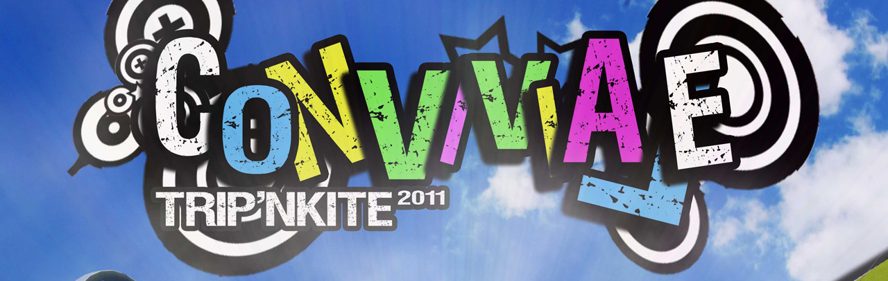 Conviviale Trip'N Kite 2011