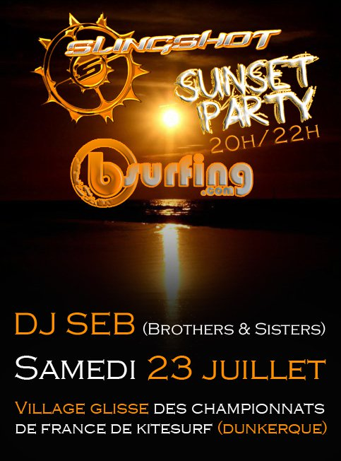 Sunset Party by Bsurfing & Slingshot