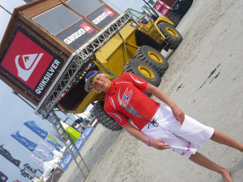 Antoine FERMON au PKRA en Allemagne