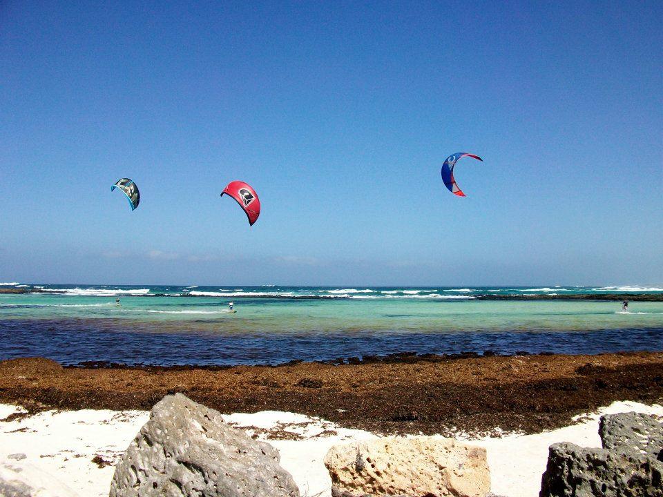Trip de Simon à Fuerteventura