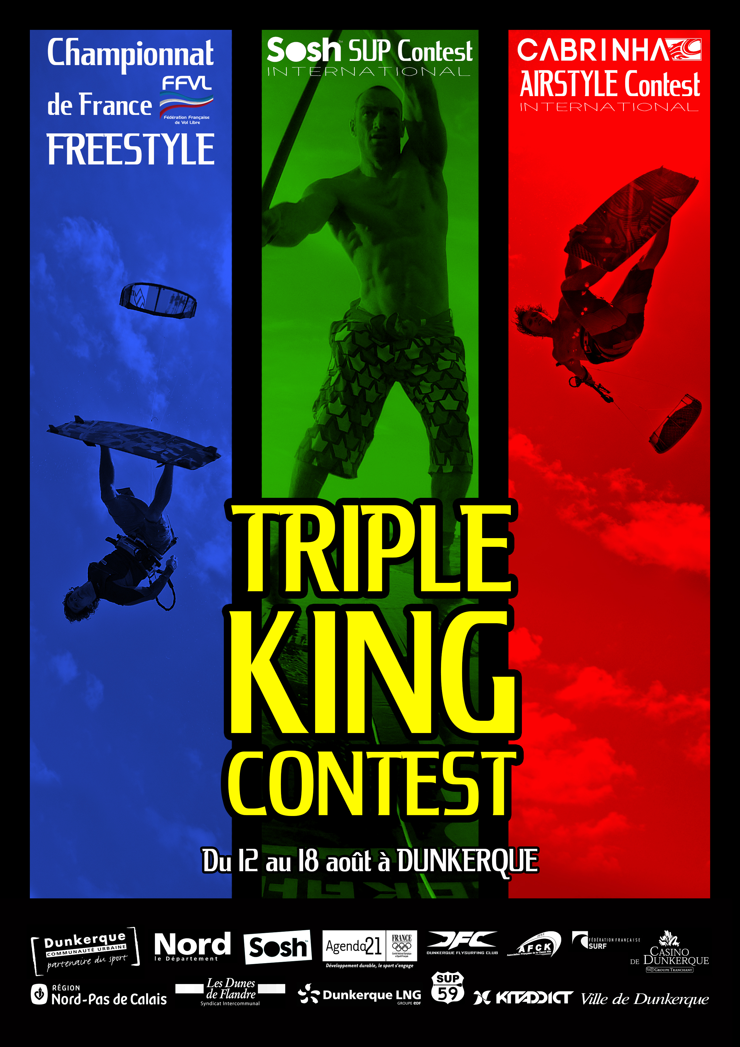 Triple King Contest 2013