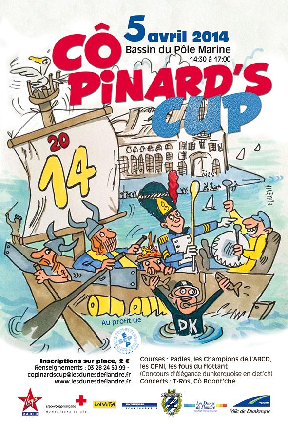 Cô Pinard's Cup le 05 avril 2014