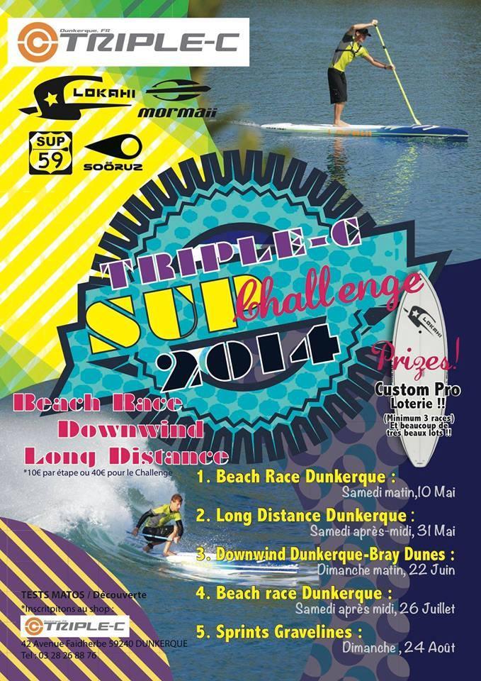 TRIPLE-C SUP Challenge 2014