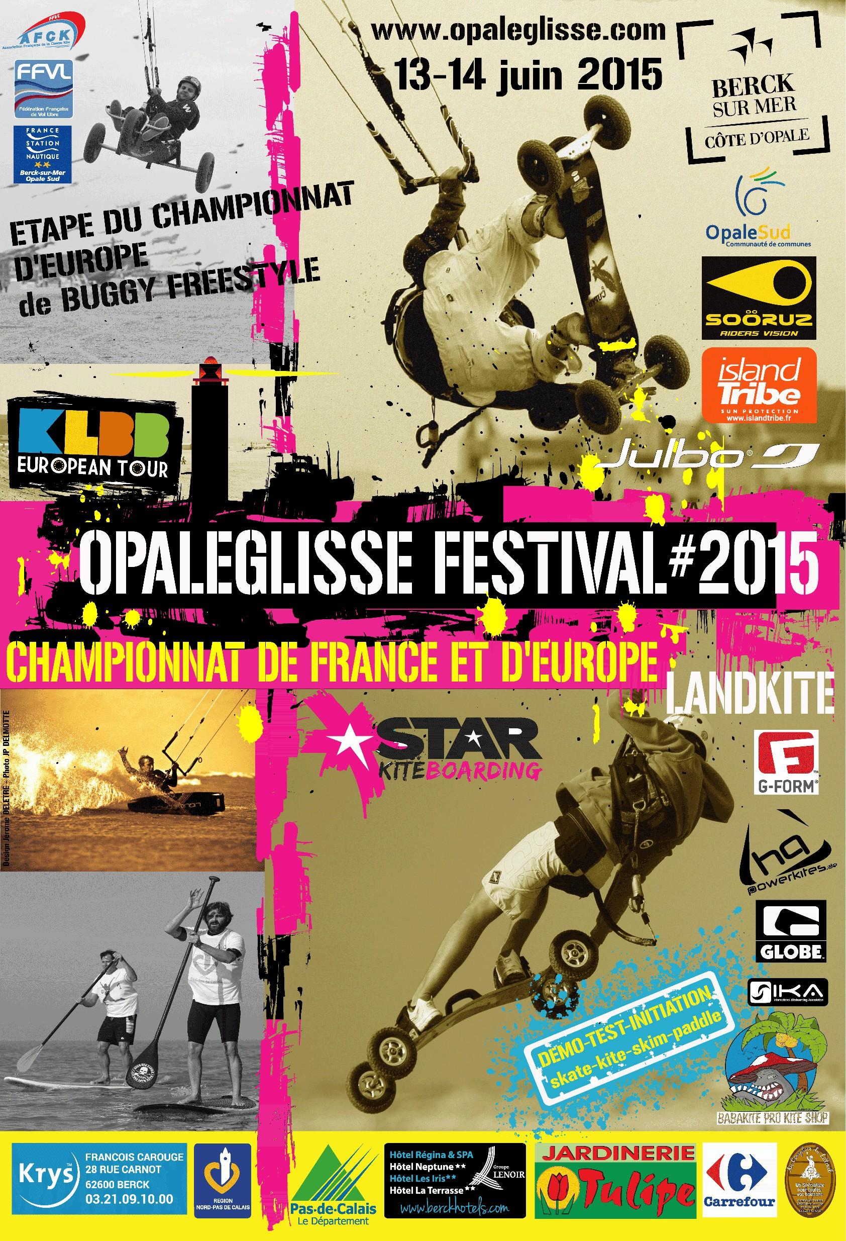 OPALE GLISSE FESTIVAL 2015