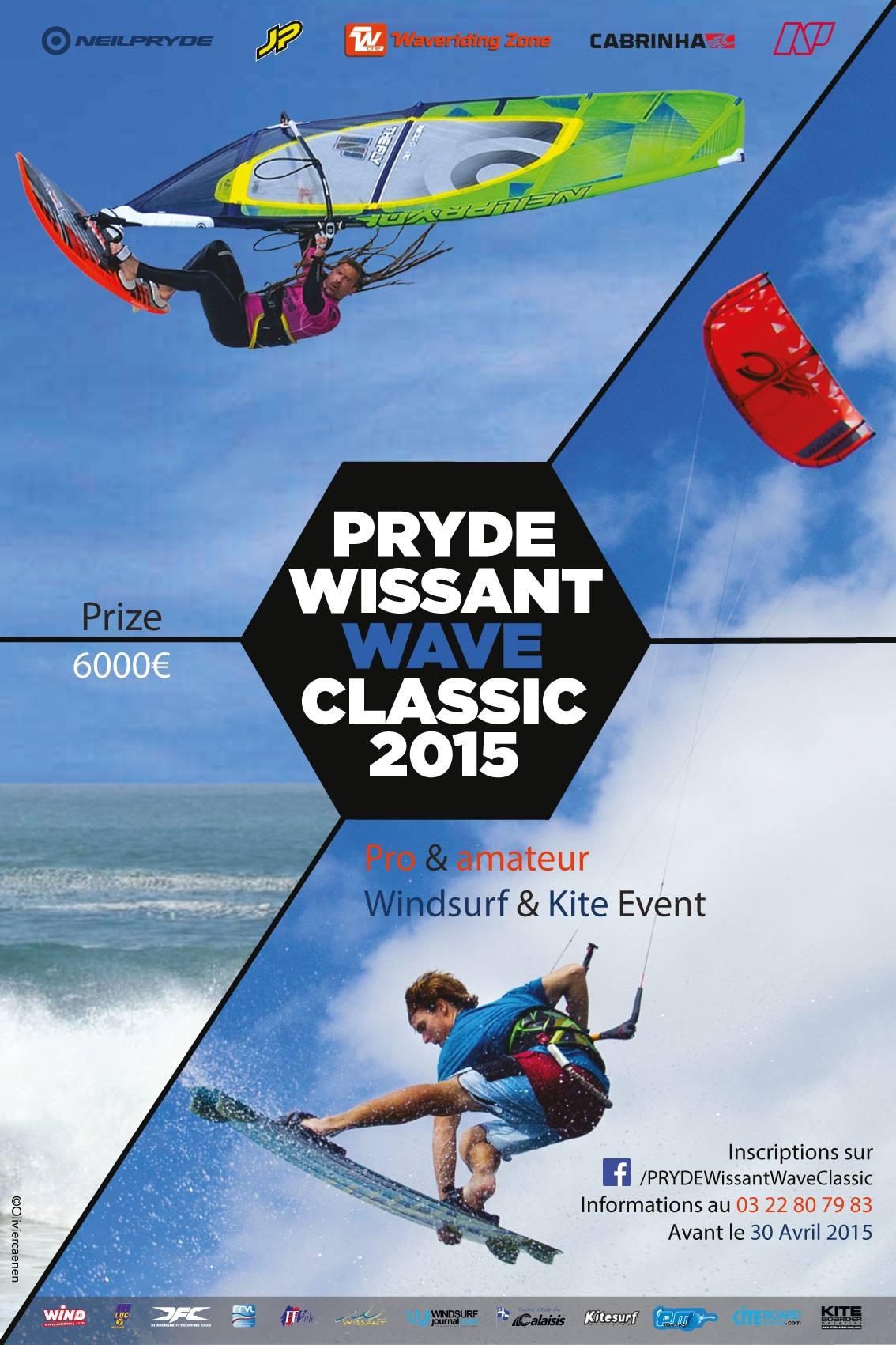 Pryde Wissant Wave Classic 2015
