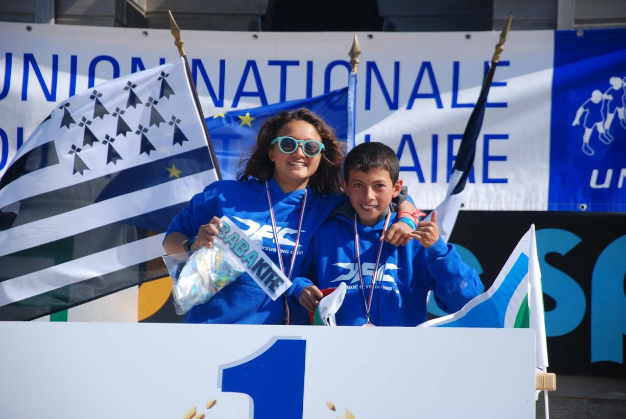 Carton plein au Championnat de France UNSS – FFVL