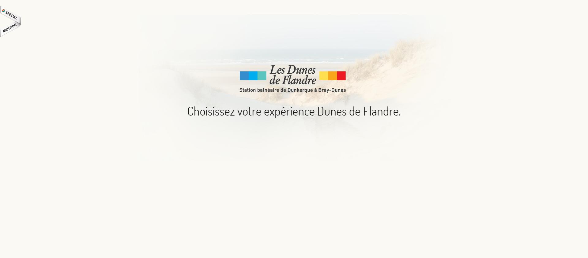 Application météo des Dunes de Flandre