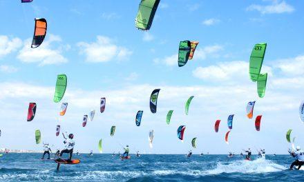 Résumé de l'ENGIE Kite Tour