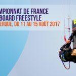 Le Championnat de France de Kiteboard Freestyle