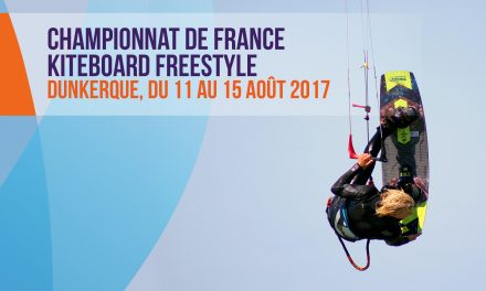 Le Championnat de France de Kiteboard Freestyle