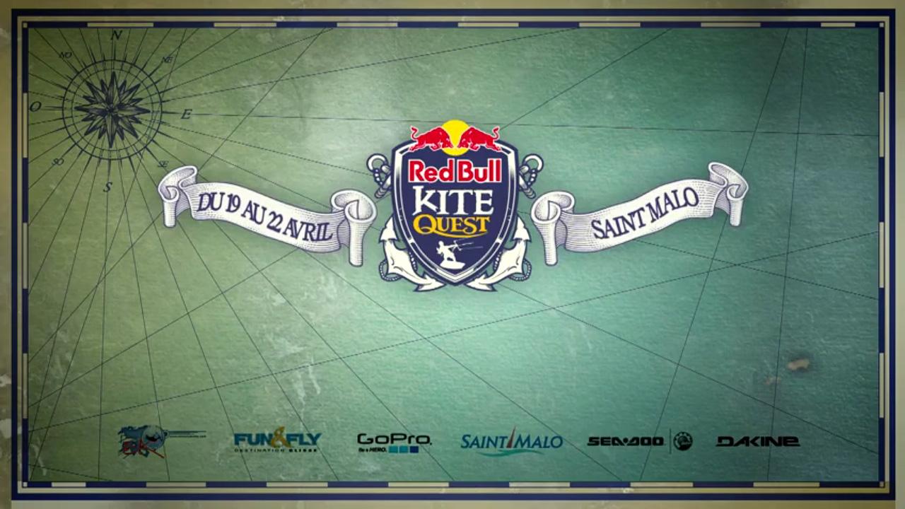 Red Bull Kite Quest : le périple de Benoît et Cyril