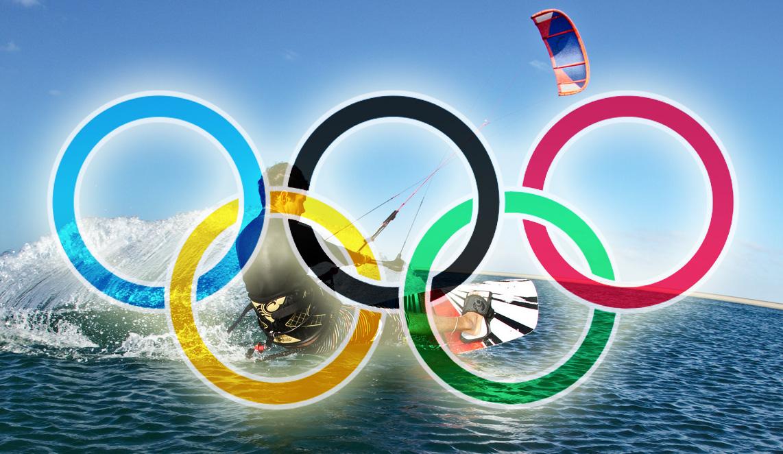 Le kite aux J.O. de Rio en 2016 !