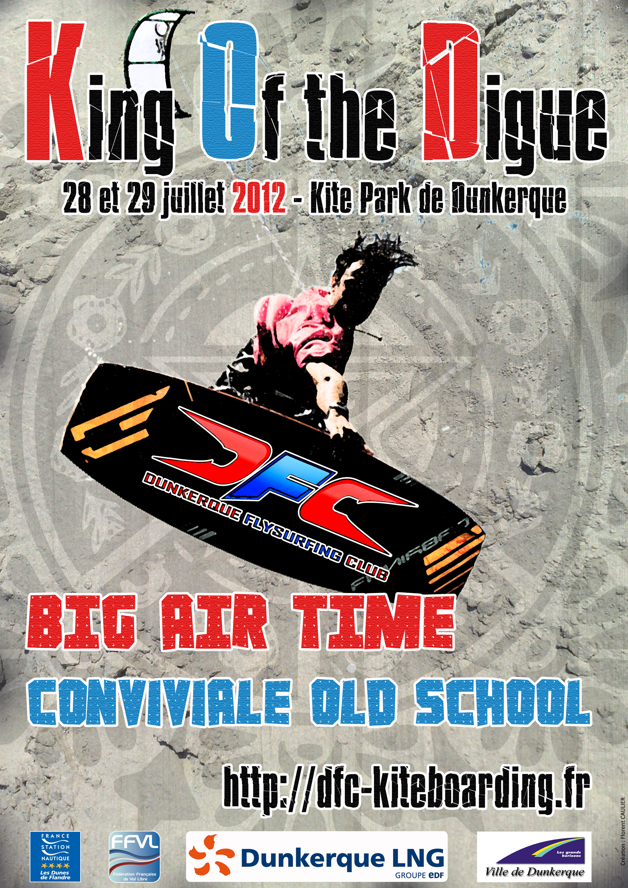 King Of the Digue 2012