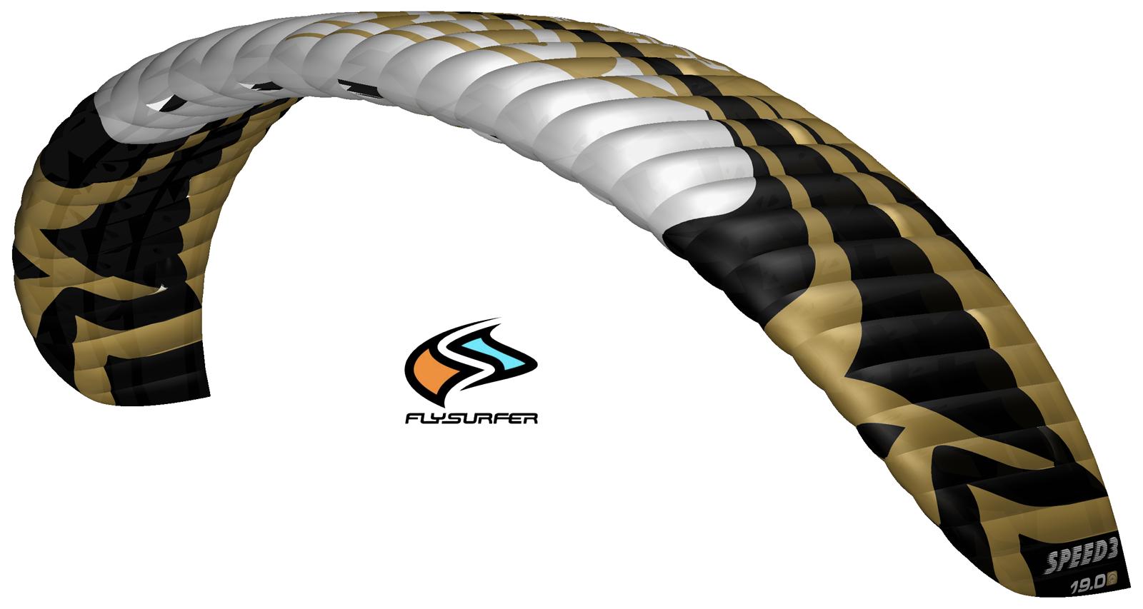 Matériel : Flysurfer Speed3 Deluxe Edition