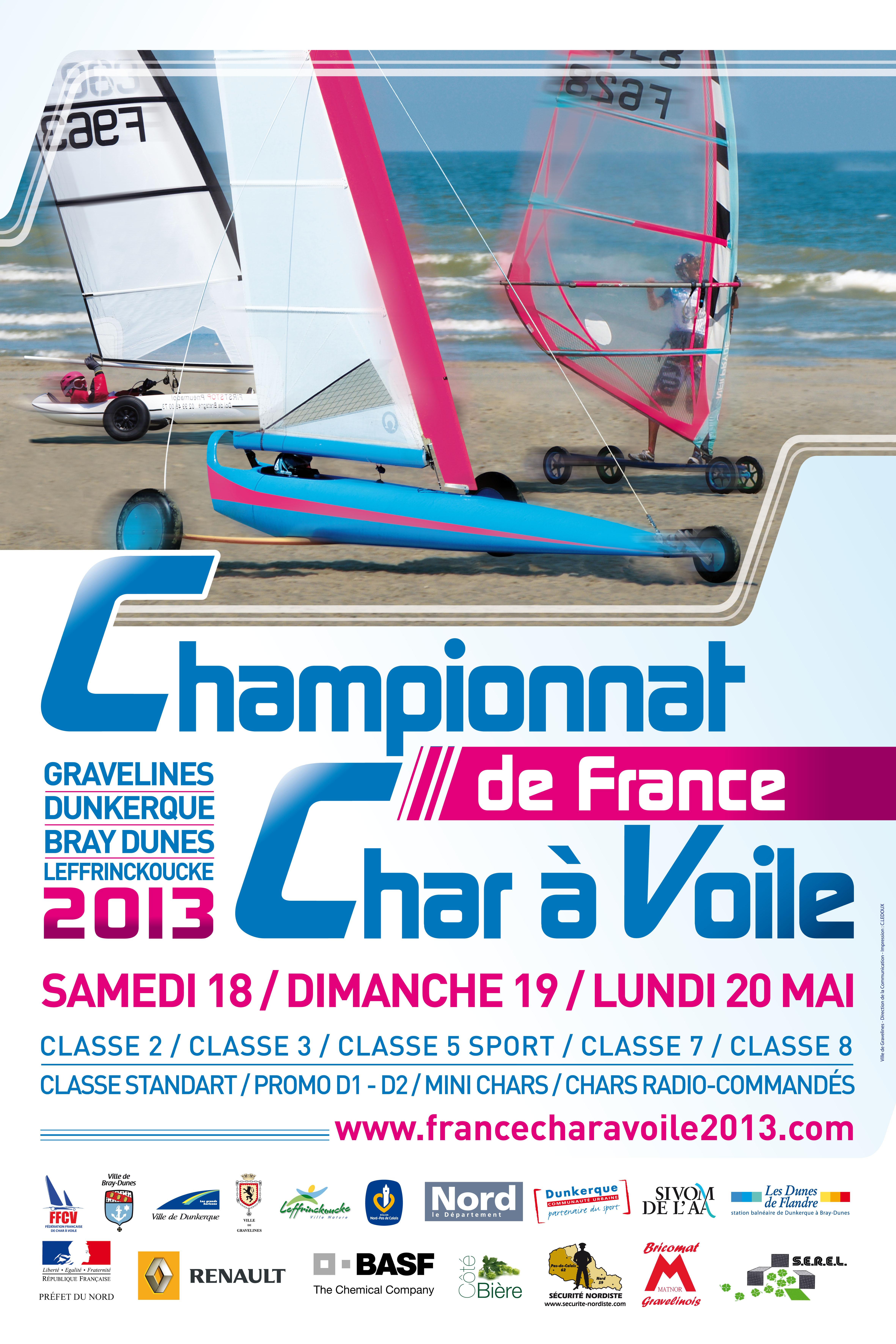 Championnat de France de Char à Voile