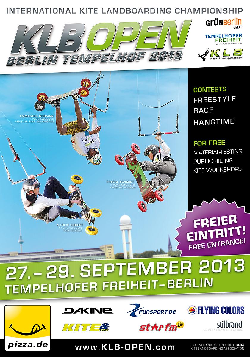 KBL OPEN : compétition de MTB à BERLIN