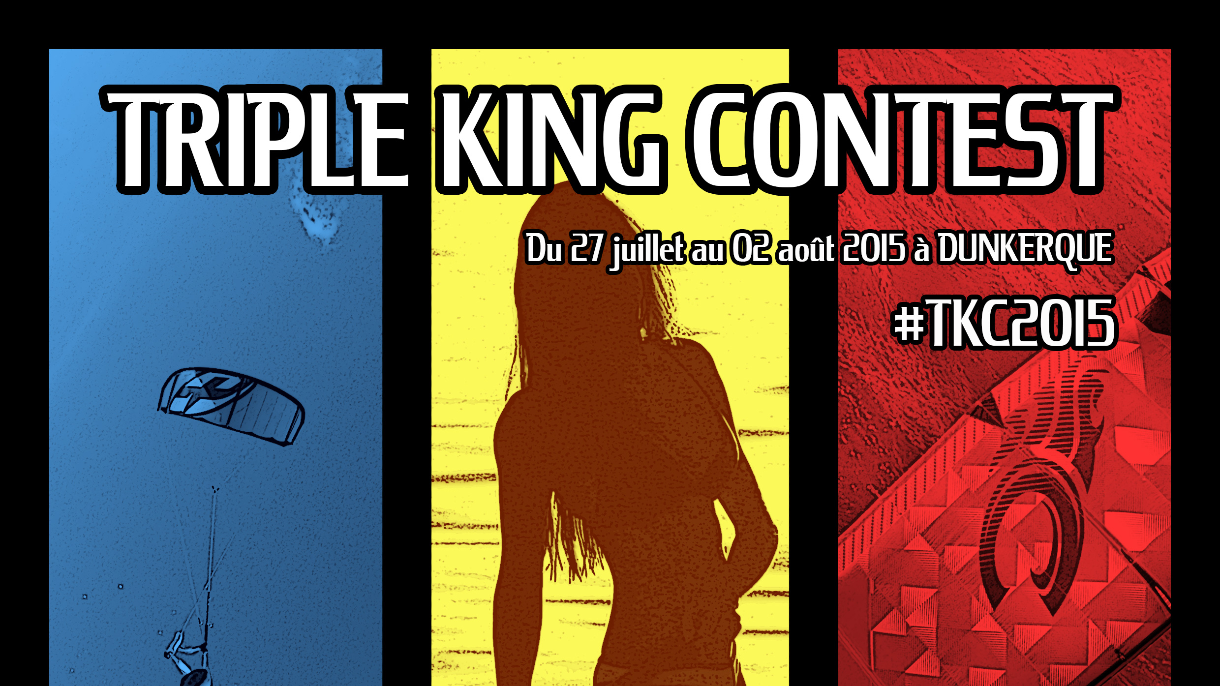 TRIPLE KING CONTEST 2015
