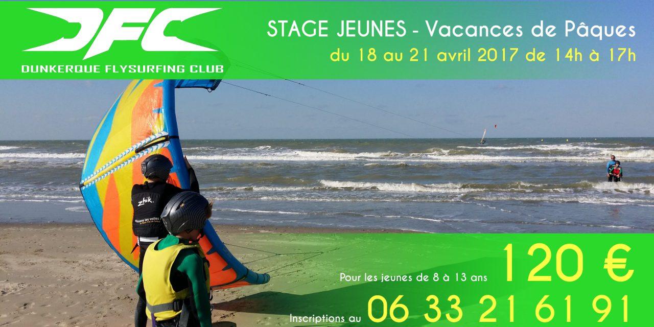 Stage Jeunes – Vacances de Pâques