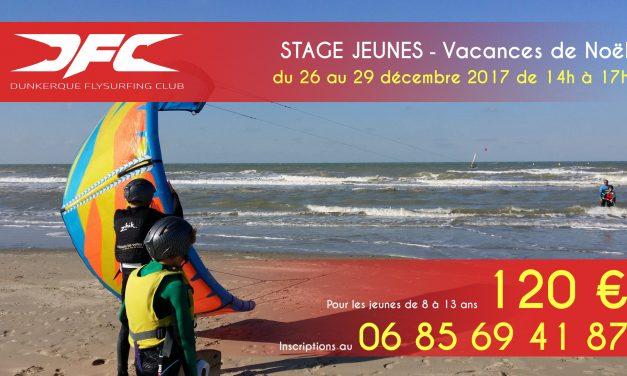 Stages Jeunes – Vacances de Noël