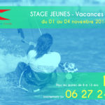 Stage Jeunes – Vacances de Toussaint