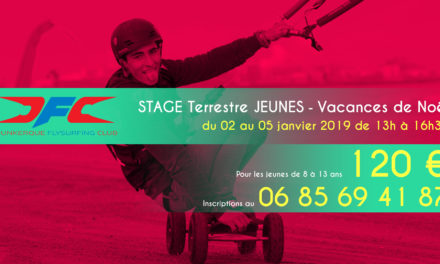Stage Terrestre Jeunes – Vacances de Noël