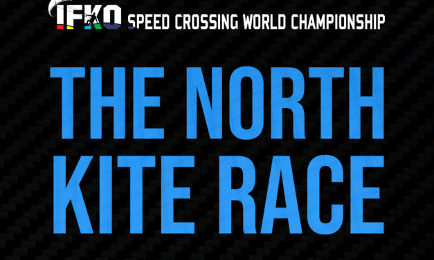 The North Kite Race
